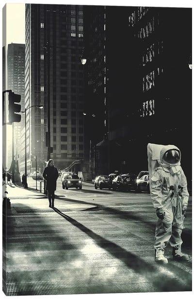 Street Smart II Canvas Art Print