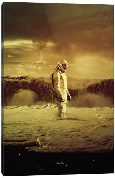 Mars II Canvas Art Print