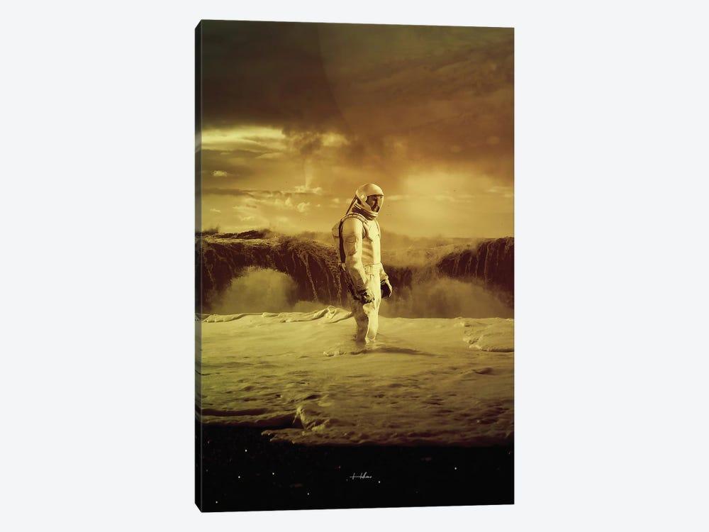 Mars II by Rob Hakemo 1-piece Canvas Art