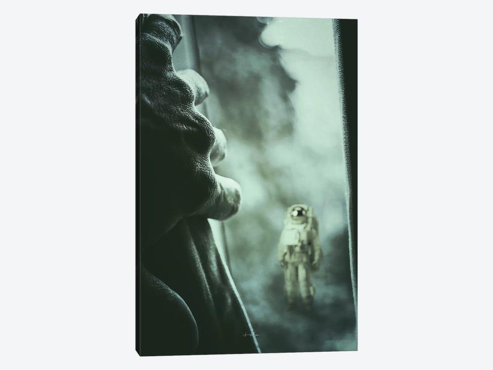 Stranger I by Rob Hakemo 1-piece Canvas Art Print