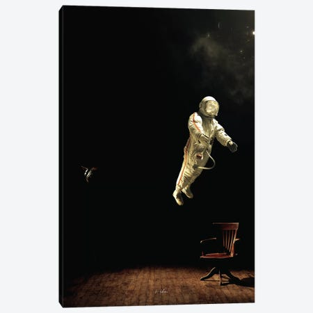 Room For One More Canvas Print #ROH87} by Rob Hakemo Canvas Art