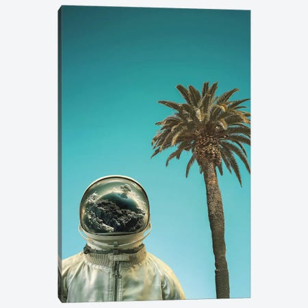 Vacation Canvas Print #ROH94} by Rob Hakemo Canvas Art Print