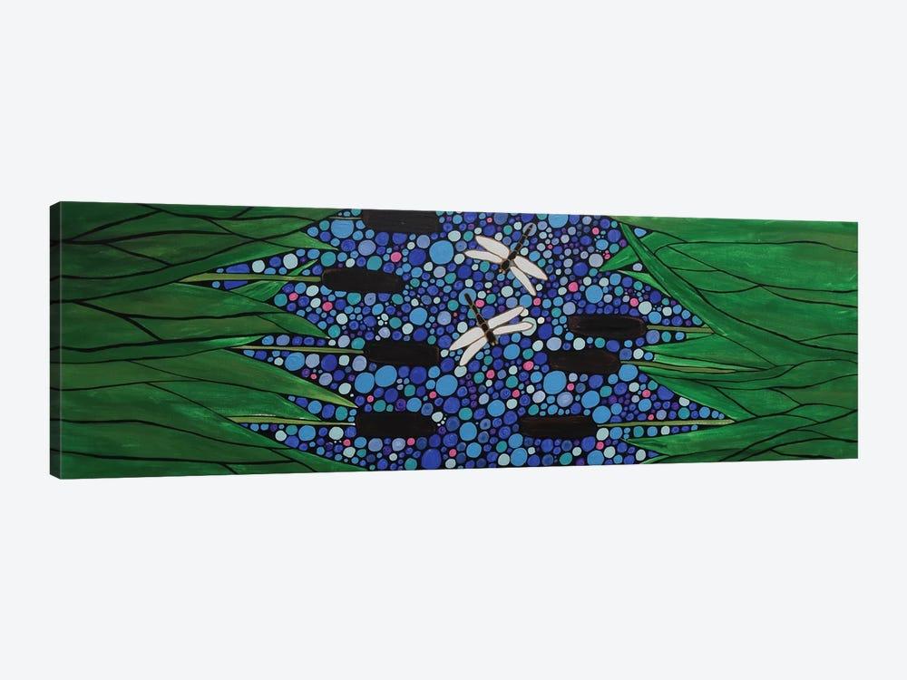Dragonflies by Rachel Olynuk 1-piece Canvas Art