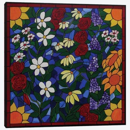 Eden 3-Piece Canvas #ROL16} by Rachel Olynuk Art Print