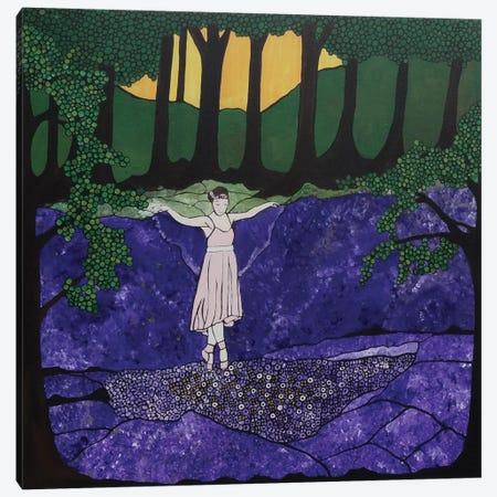 Gypsy Soul Canvas Print #ROL19} by Rachel Olynuk Canvas Wall Art