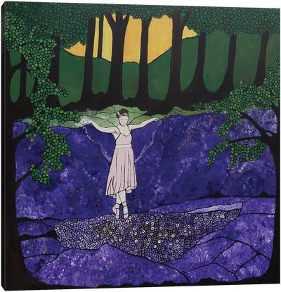 Gypsy Soul Canvas Art Print