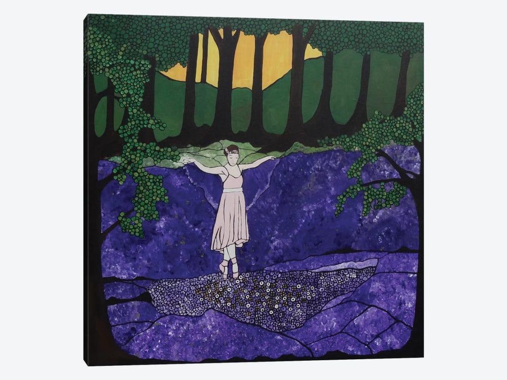 Gypsy Soul by Rachel Olynuk 1-piece Canvas Artwork