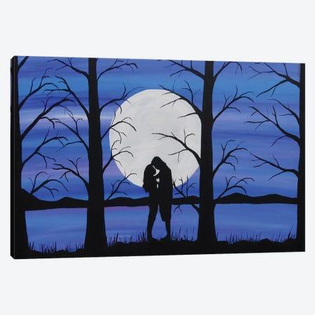 Late Summer Romance 3-Piece Canvas #ROL23} by Rachel Olynuk Canvas Print