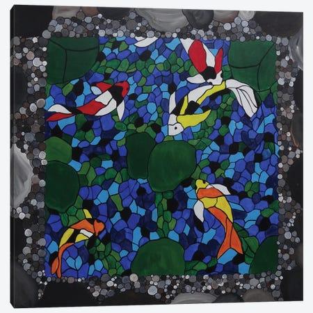 Panache Canvas Print #ROL32} by Rachel Olynuk Canvas Art