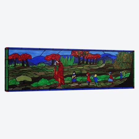 Pied Piper Canvas Print #ROL34} by Rachel Olynuk Canvas Art Print