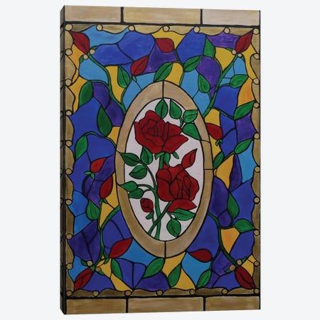 Red Roses Canvas Print #ROL36} by Rachel Olynuk Art Print