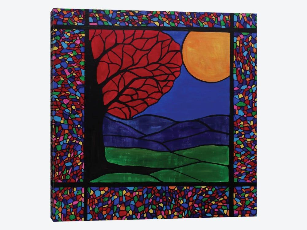 Reflections Of Autumn by Rachel Olynuk 1-piece Canvas Artwork