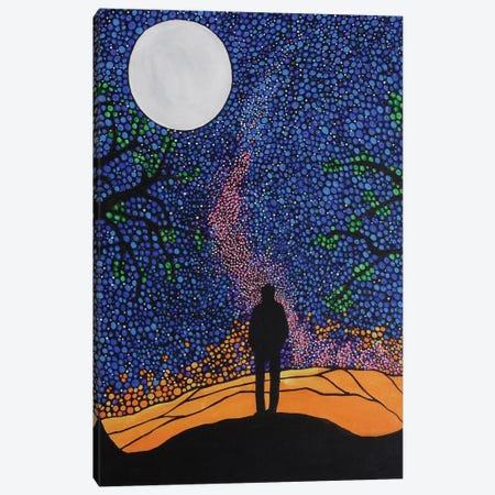 Soul Reflections Canvas Print #ROL40} by Rachel Olynuk Canvas Art Print
