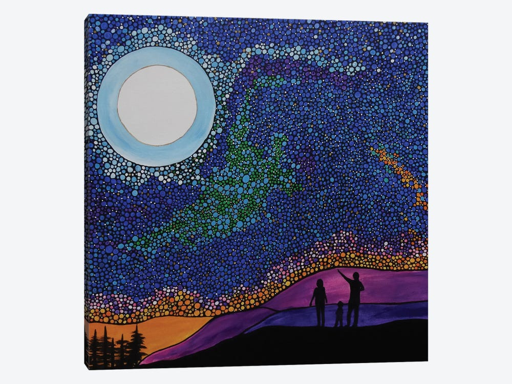 What Dream Are Made Of by Rachel Olynuk 1-piece Canvas Art