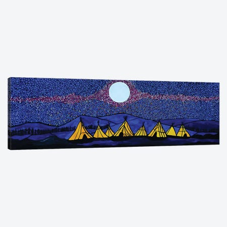 Where Dreams Dwell Canvas Print #ROL64} by Rachel Olynuk Canvas Artwork