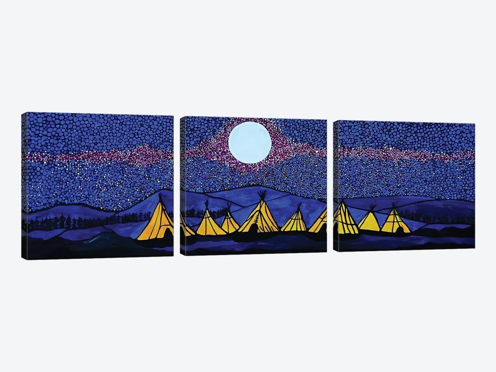 Where Dreams Dwell by Rachel Olynuk 3-piece Canvas Art