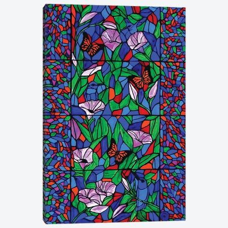 Joy Canvas Print #ROL68} by Rachel Olynuk Canvas Art Print