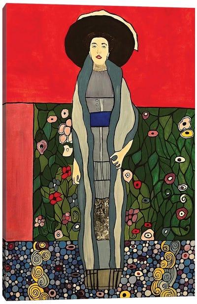 Adele Bloch Bauer Canvas Art Print