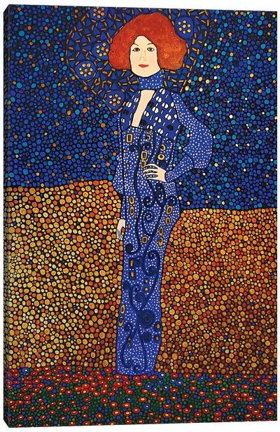 Emilie Floege Canvas Art Print