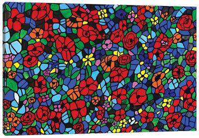 Flower Medley Canvas Art Print