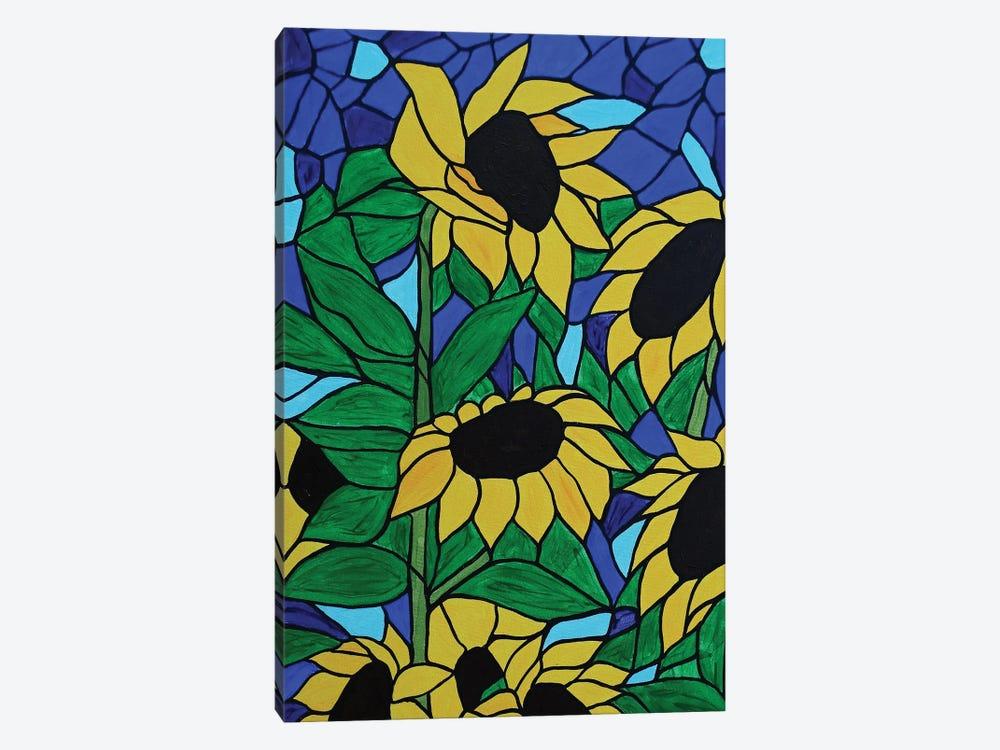 Sunflowers by Rachel Olynuk 1-piece Canvas Wall Art