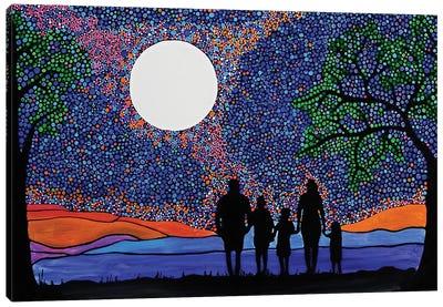 Family Bond Canvas Art Print