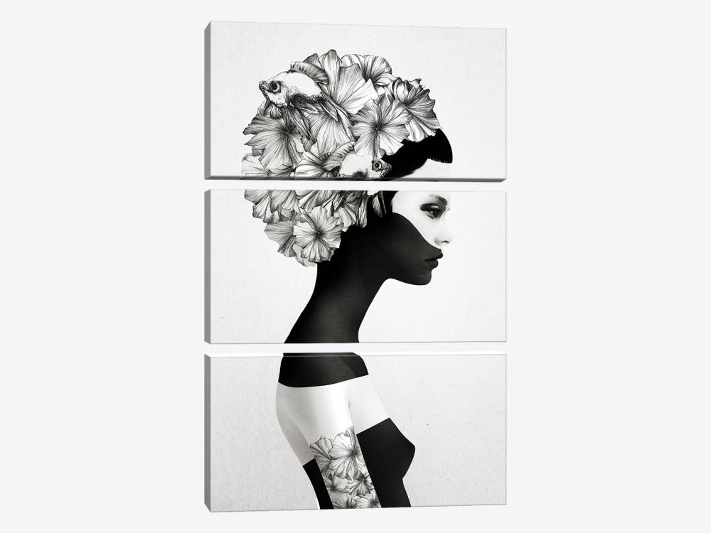 Marianna by Jenny Rome 3-piece Art Print