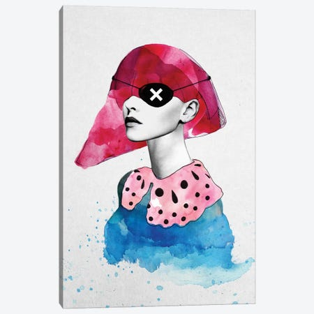 Patch Canvas Print #ROM22} by Jenny Rome Canvas Wall Art