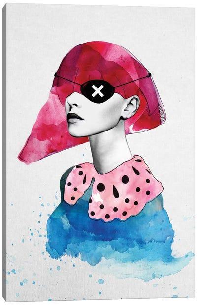 Patch Canvas Art Print