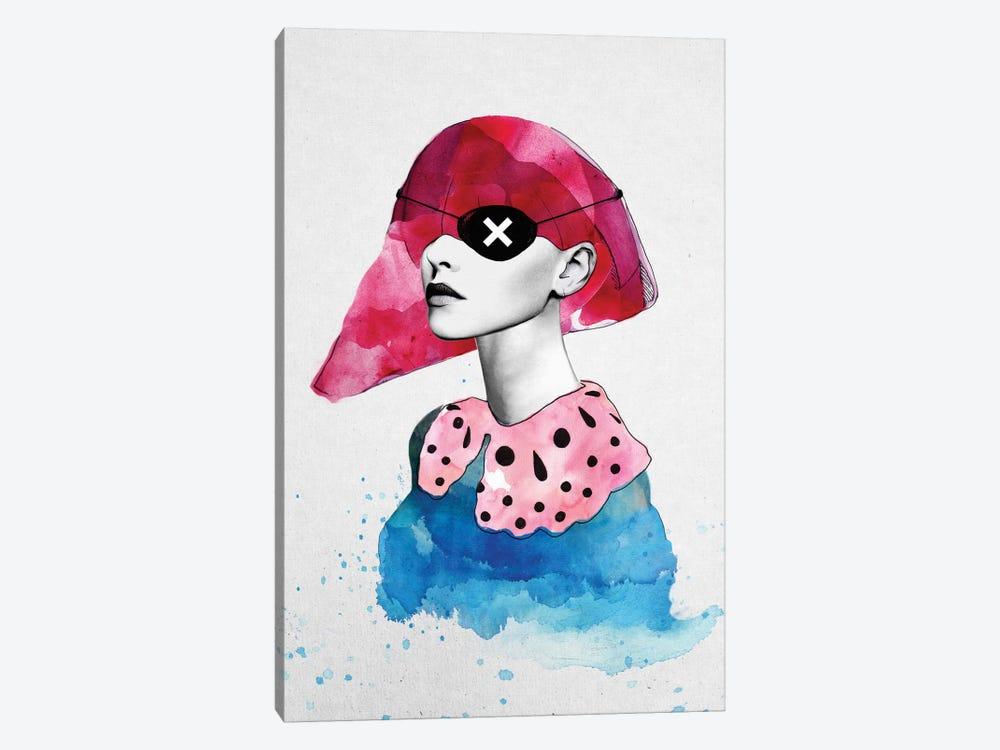 Patch by Jenny Rome 1-piece Canvas Print