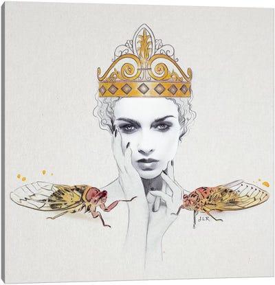 Queen #1 Canvas Art Print
