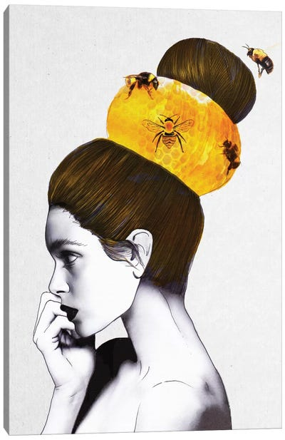Beehive Canvas Art Print