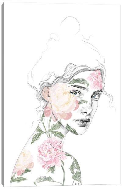 Botanical I Canvas Art Print