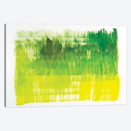 Grass Minis XXII Canvas Print #ROO12} by Rashelle Roos Canvas Art Print
