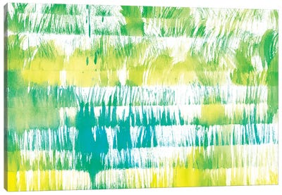 Grass Minis XXIV Canvas Art Print