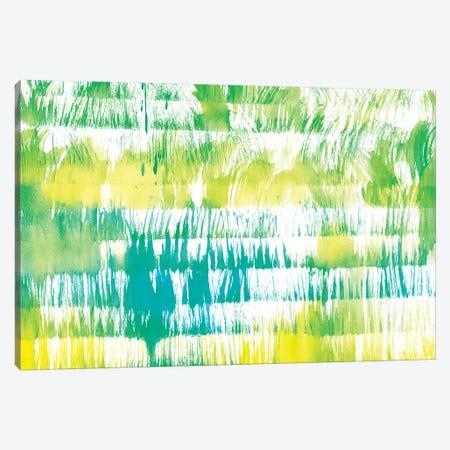 Grass Minis XXIV Canvas Print #ROO14} by Rashelle Roos Canvas Wall Art