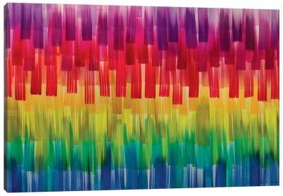 High Hues Canvas Art Print