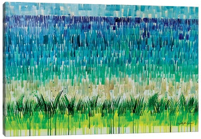 Afternoon Lake Canvas Art Print