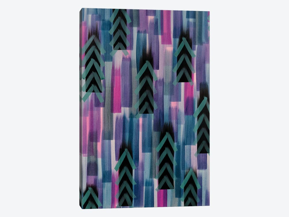 Movement by Rashelle Roos 1-piece Canvas Print