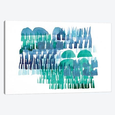 Rhythms 157 Canvas Print #ROO31} by Rashelle Roos Art Print