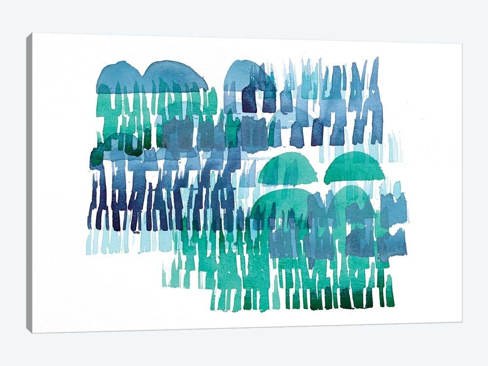 Rhythms 157 by Rashelle Roos 1-piece Canvas Artwork