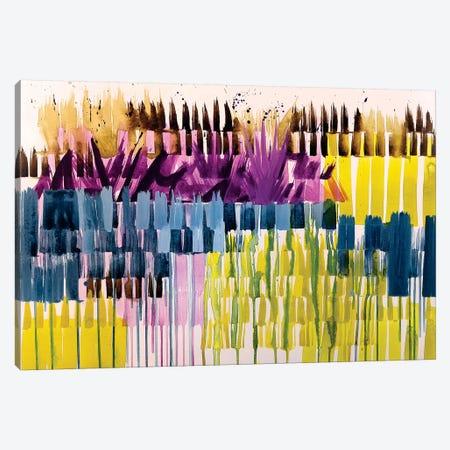 Rhythms 181 Canvas Print #ROO36} by Rashelle Roos Canvas Art
