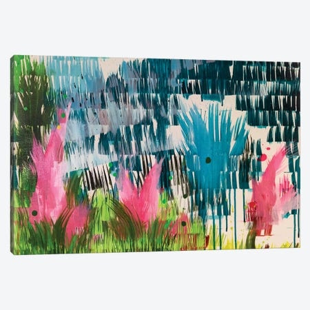 Spring Middle 3-Piece Canvas #ROO44} by Rashelle Roos Art Print