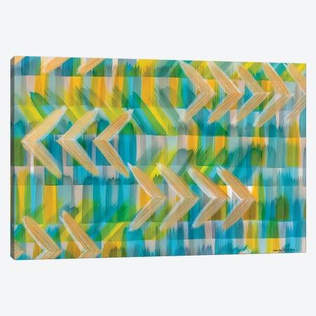 Breeze Canvas Print #ROO4} by Rashelle Roos Canvas Art