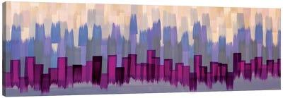 Fringe Shimmer Canvas Art Print