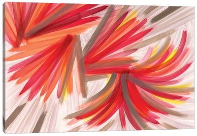 Coral Canvas Art Print