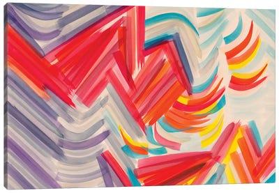 Rhythm Song Canvas Art Print
