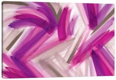 Violet Canvas Art Print