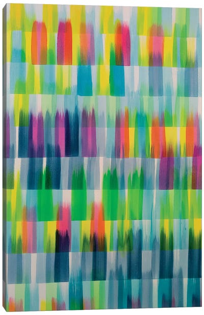 Chromaticity I Canvas Art Print