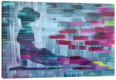 Yogi Canvas Art Print